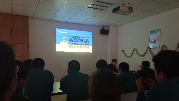 杭州普瑞除湿设备有限公司开展5S管理学习活动