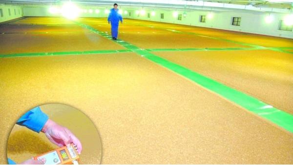 浅谈工业除湿机在储粮方面的应用