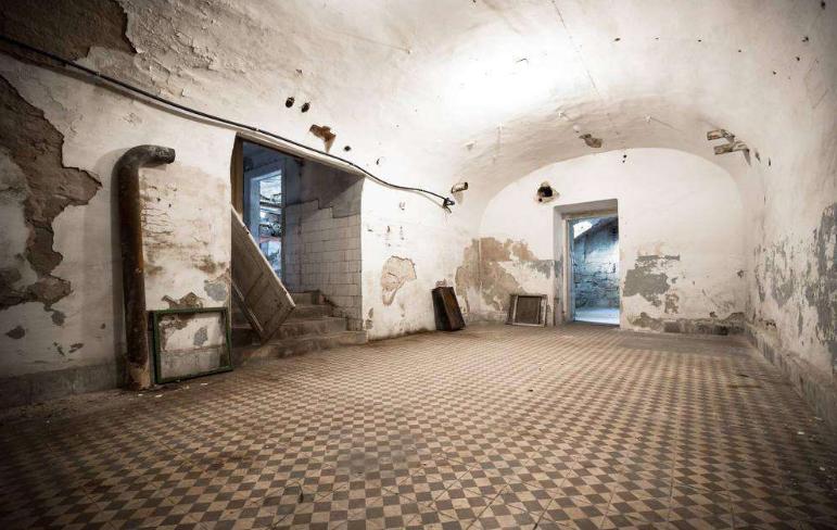 地下室工业除湿