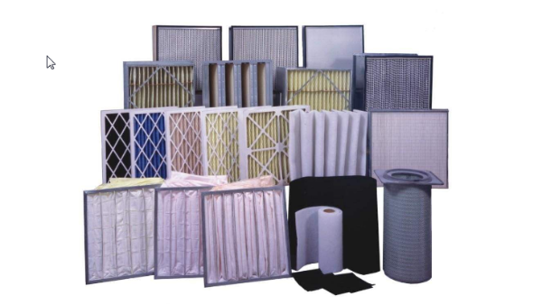 转轮除湿机的维护保养(一):空气过滤器的维护和保养