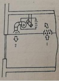 热回收系统1