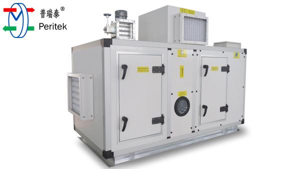 转轮除湿机在电厂汽轮机中防腐除湿的应用