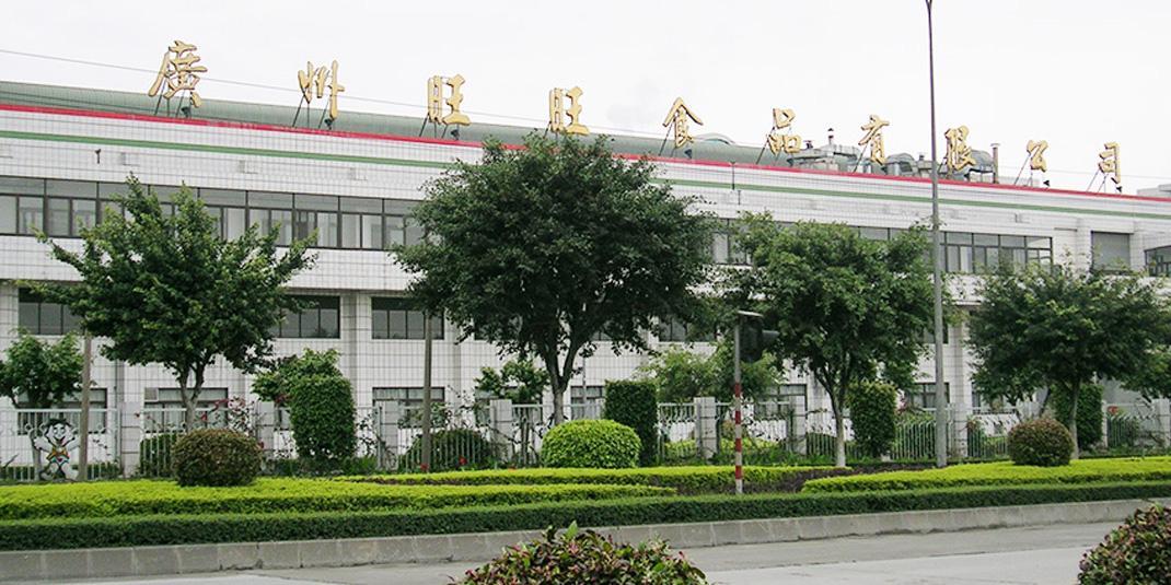 广州旺旺食品有限公司从普瑞泰购置转轮除湿机